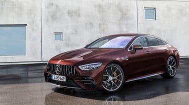 Mercedes-AMG GT 4-Door 2021 facelift - static