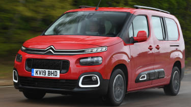 Citroen Berlingo XL Flair long termer - front