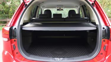 New 2019 Mitsubishi Outlander PHEV boot