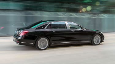 New Mercedes-Maybach S-Class - rear