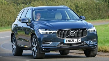 Volvo XC60 T8 - best hybrid cars to buy
