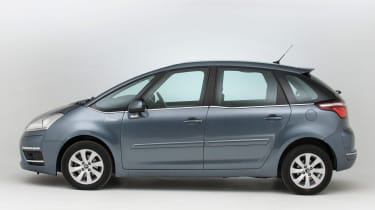 Used Citroen C4 Picasso - side