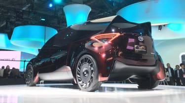 Toyota Fine-Comfort Ride concept - Tokyo rear