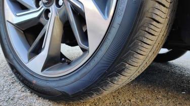 SsangYong Korando long termer - first report puncture