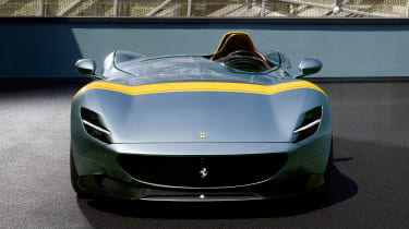 Ferrari Monza SP1 - full front