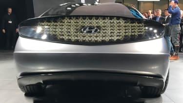 Hyundai Le Fil concept rear end