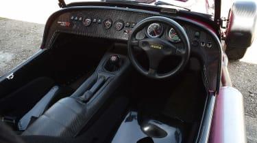 Caterham Seven 420R - interior