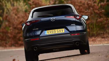 Mazda CX-30 - rear action