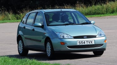 Ford Focus Mk1 - front