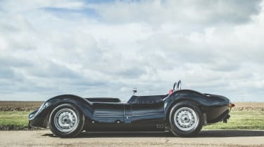 Lister Knobbly - side