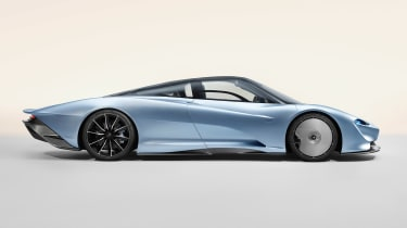 McLaren Speedtail - side