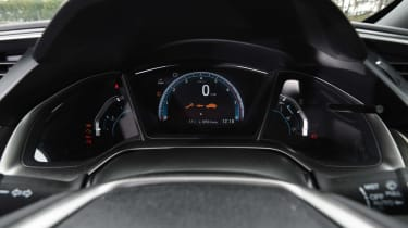 Honda Civic - dials