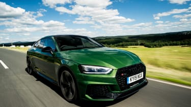 Audi RS 5 Sportback front