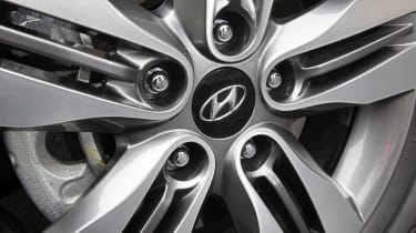 Hyundai ix35 wheel