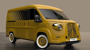 Citroen Relay H-Van