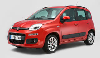 Used Fiat Panda - front