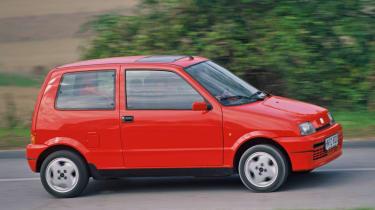 Italian modern classics - Fiat Cinquecento Sporting