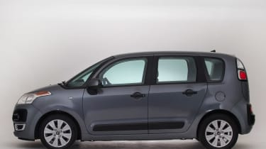 Used Citroen C3 Picasso - side