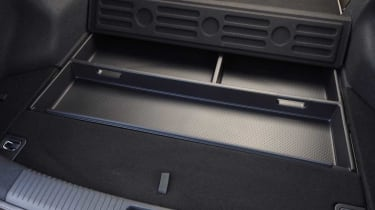 Kia Cee'd Sportwagon boot detail