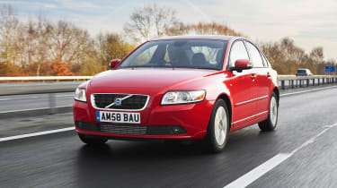 The S40 is the oldest car in Volvo's lineup.