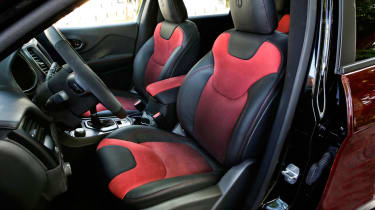 Jeep Montreux Jazz Festival special editions - Cherokee interior