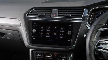 Volkswagen Tigun R - infotainment