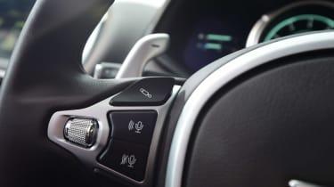 Aston Martin DB11 - steering wheel