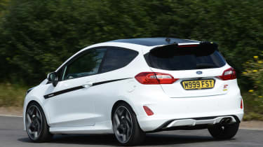 Ford Fiesta ST M225 - rear action