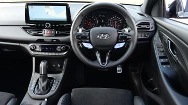 Hyundai i30 N Performance DCT - interior