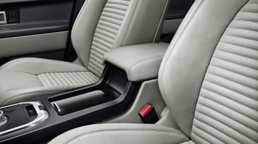 Land Rover Discovery Sport front seats