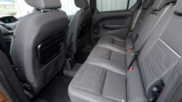 Ford Tourneo Connect rear seat