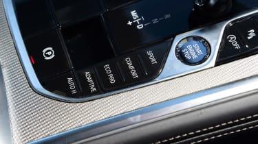 BMW 8 Series - drive mode