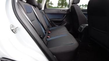 SEAT Ateca - back seats