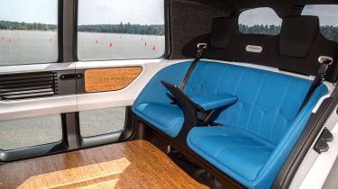 Volkswagen Sedric - seat