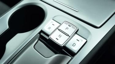 Hyundai Kona Electric - interior