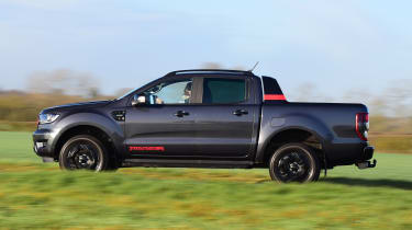 Ford Ranger Thunder - side