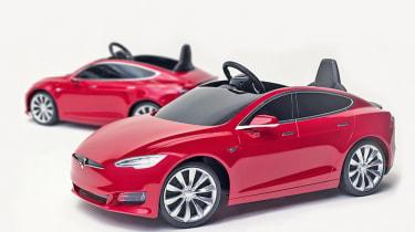 Dream Christmas gifts for petrolheads 2017 - Tesla flyer model