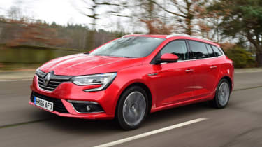Best estates to buy - Renault Megane Sports Tourer