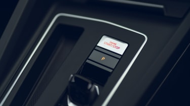 Volkswagen Golf GTI Clubsport - start stop
