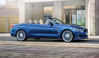 BMW Alpina B4 Bi-Turbo profile