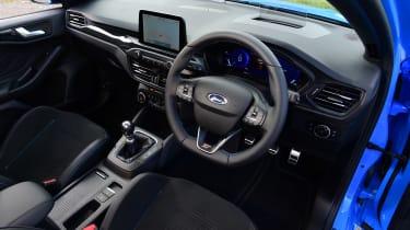 Ford Focus ST Edition - dash