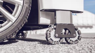 Rinspeed Snap - wheel