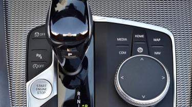 BMW Z4 - transmission