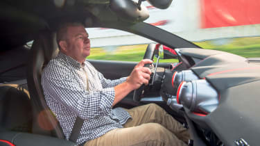 Ferrari 812 Superfast - Steve Sutcliffe