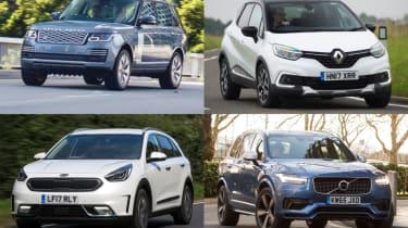 Most economical SUVs header