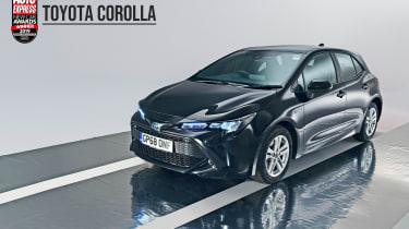 Toyota Corolla - 2019 Affordable Hybrid Car of the Year