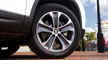 SEAT Ateca 1.4 TSI - wheel