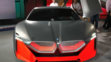 BMW Vision M NEXT concept - reveal full front