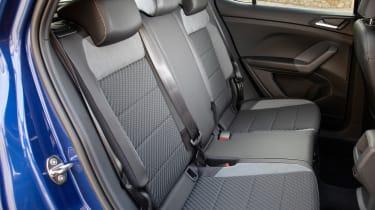 Volkswagen T-Cross - rear seats