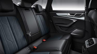 Audi A6 allroad quattro - rear seats
